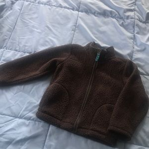 Carter's Fleece Toddler Zip Jacket- SUPER SOFT